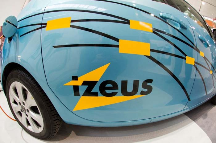 """iZEUS – intelligent Zero Emission Urban System"""