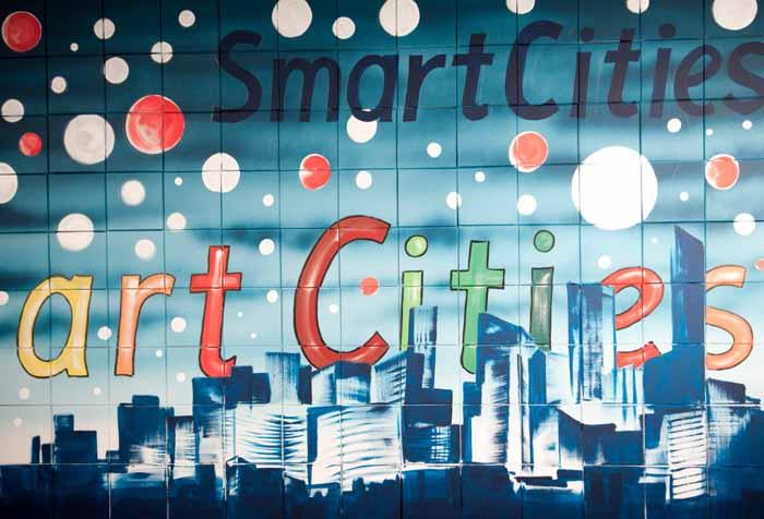 Smart Cities Art Cities