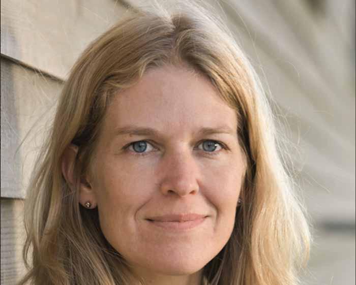 Antje von Dewitz ist VAUDE Geschäftsführerin