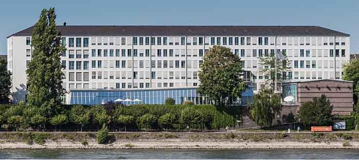 Bundesrechnungshof Bonn