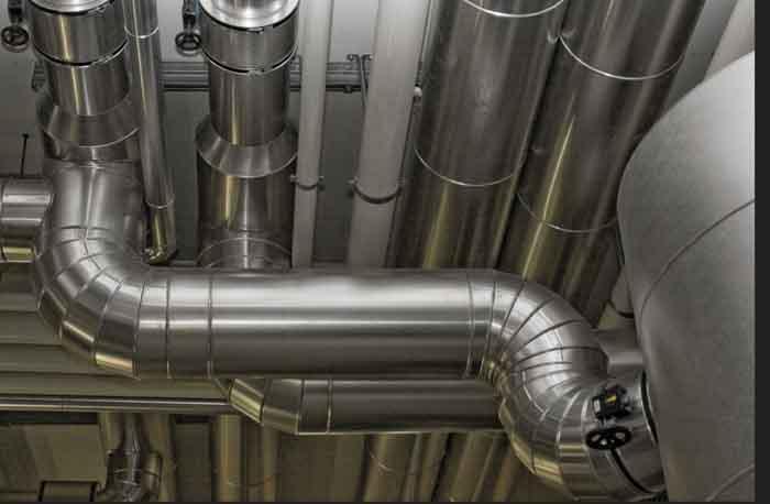 Energieverlust bei Heizungsrohren