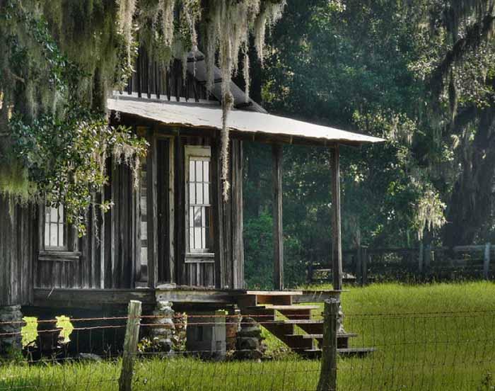 Framhaus in Florida/USA