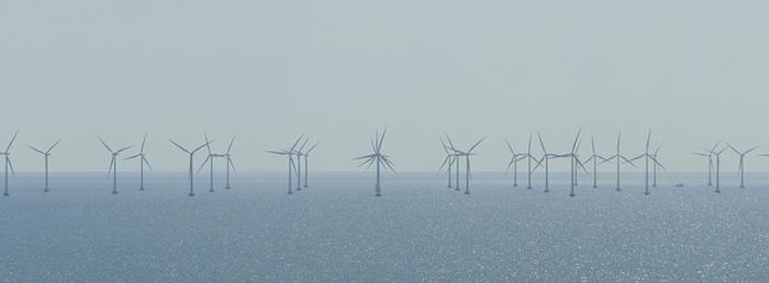 Windpark offshore