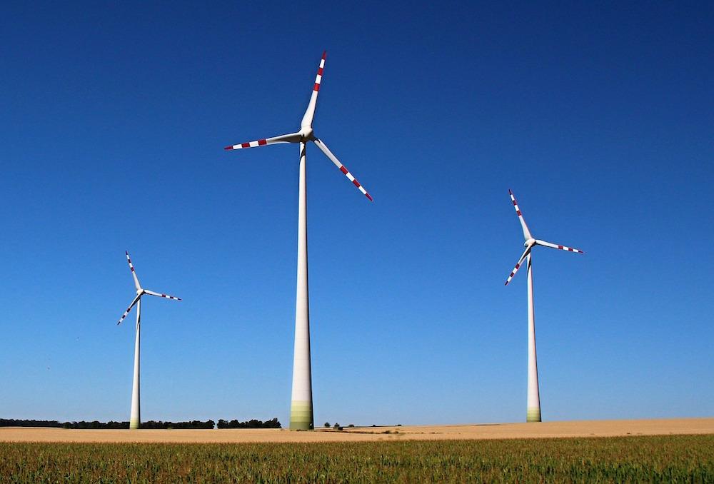 Windenergieanlage onshore