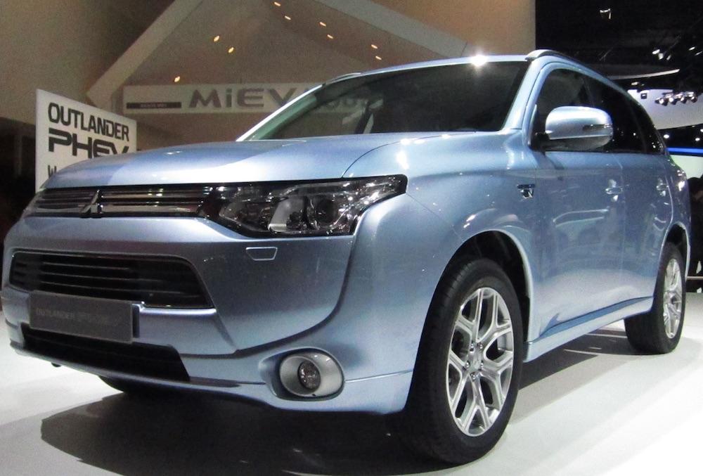 Plug-in Hybrid SUV