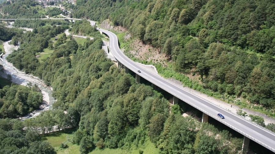 Autostrasse Schweiz