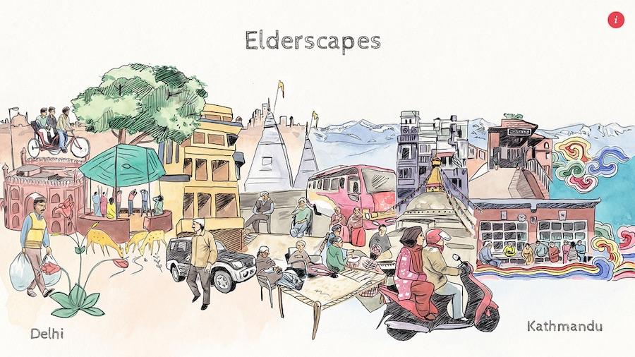 Elderscape