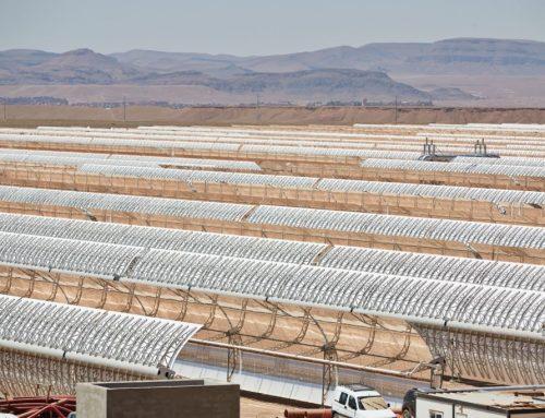 Noor 1 – Marokkos größtes Solarkraftwerk eingeweiht.