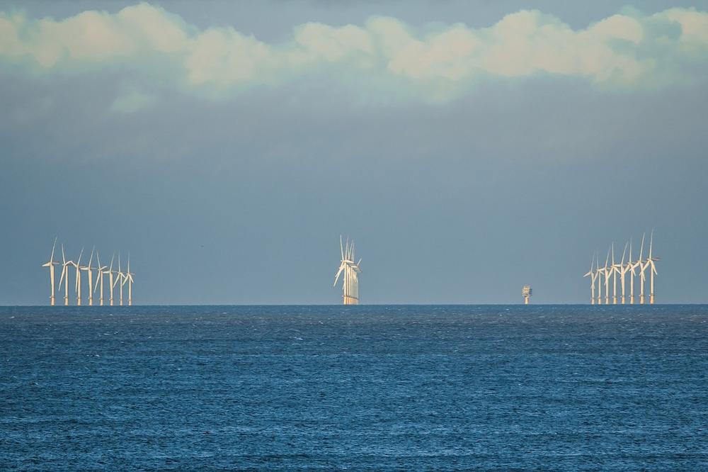 Offshore Windanlage