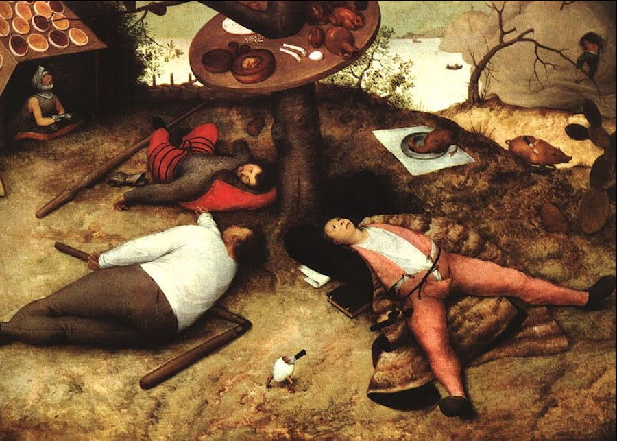 Brueghel Peter Gemälde