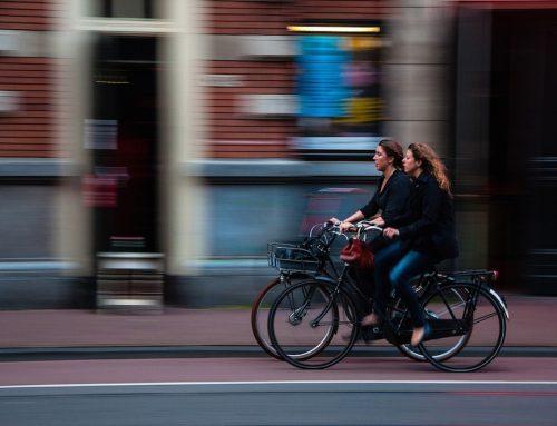 Dienstbike statt Auto