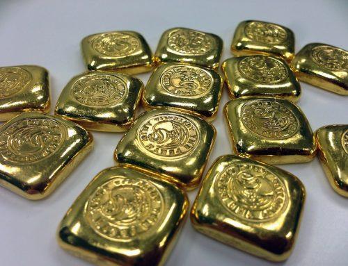Gold als Fluchtpunkt?
