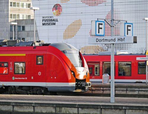 EU-Parlament: Bahnreisen sollen besser werden