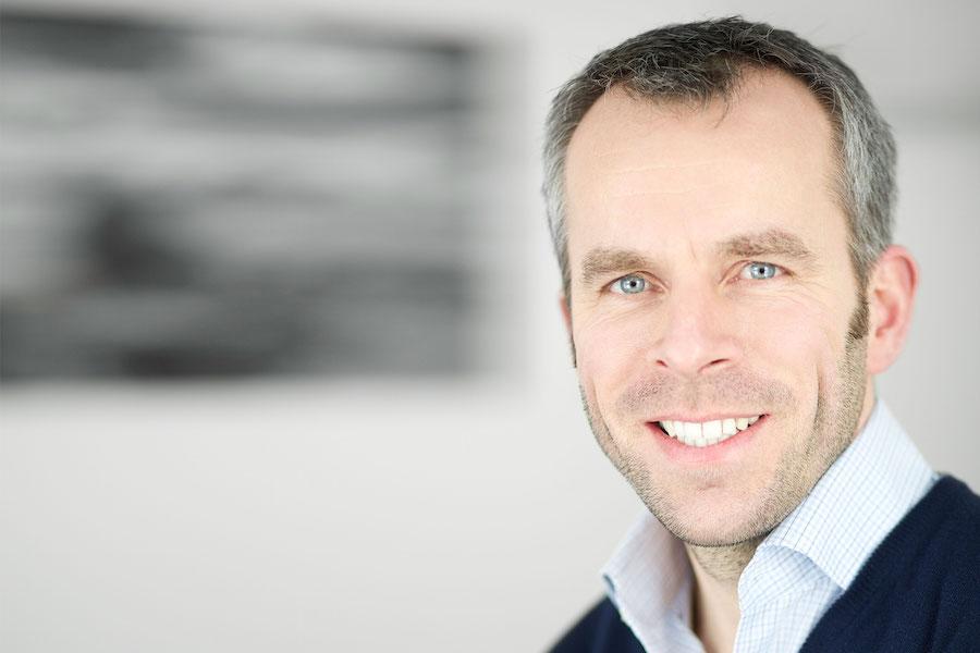 Porträt Ove Petersen