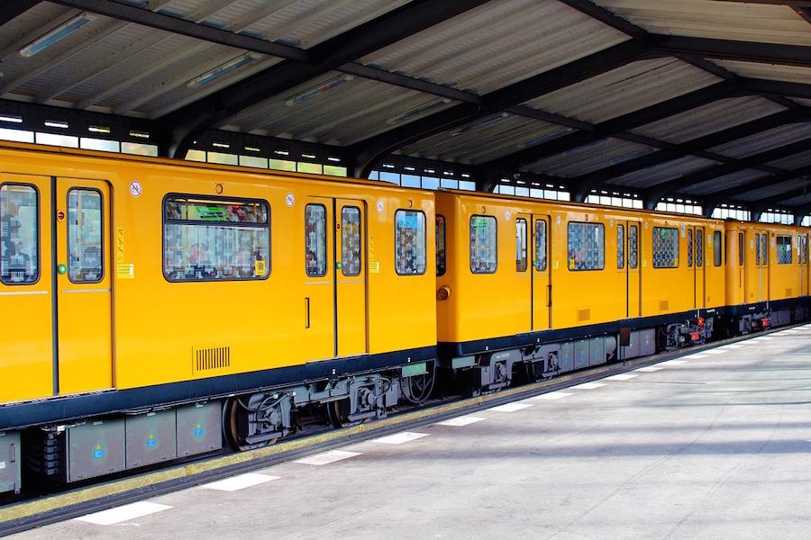 Berliner U Bahn