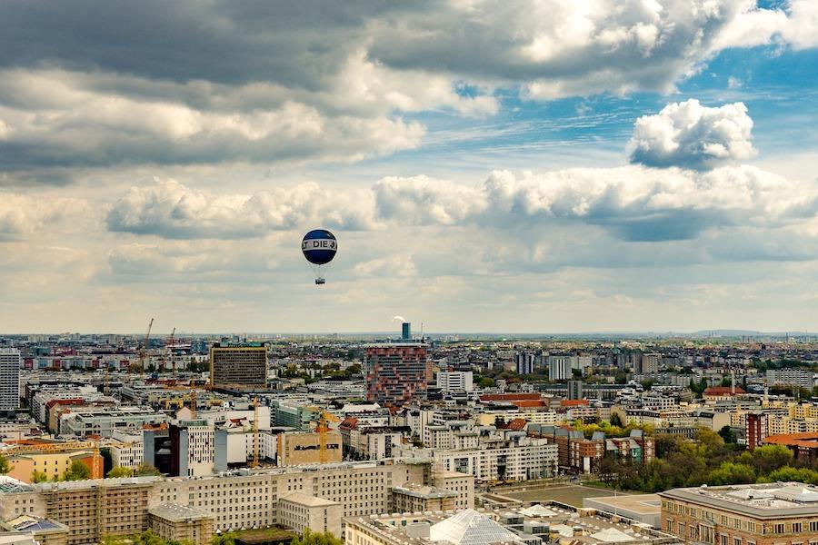 Berliner Himmel