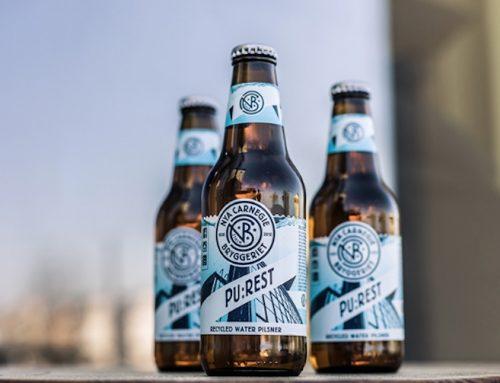PU:REST: Erstes Bier, das aus recyceltem Wasser gebraut wurde