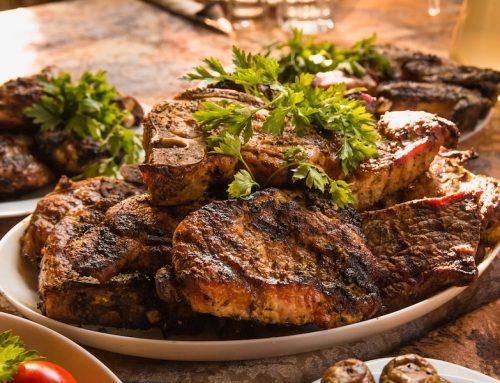 Weniger Fleisch: So bekommen wir über die Ernährung den Klimawandel in den Griff.