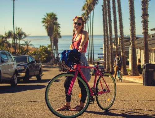 Radfahren gegen Overtourism