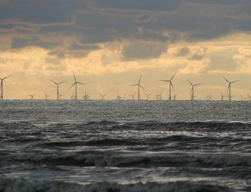 Verändern sich Windgeschwindigkeiten durch Windräder auf dem Meer?