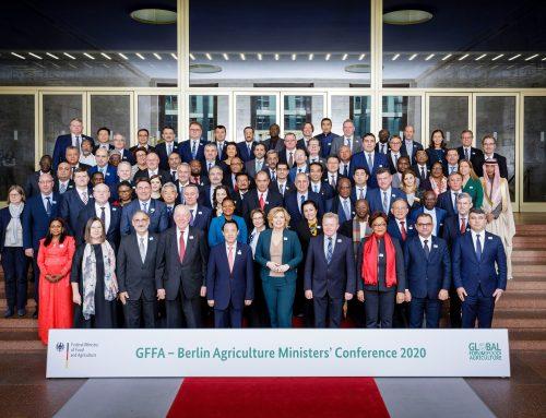 Agrarministerkonferenz auf Grüner Woche: Freihandel und SDGs im Vordergrund