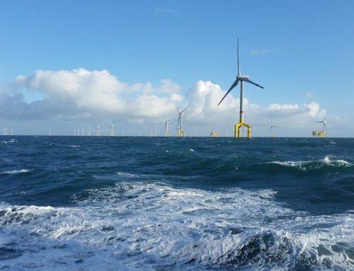 Wie man Windenergieanlagen intelligent steuern kann
