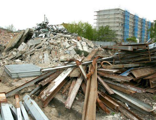 Warum sich das Recyceln von Baustoffen lohnt