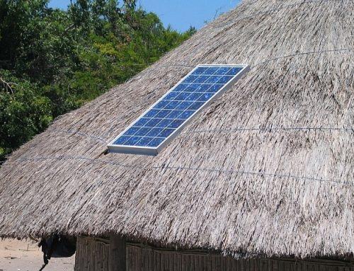 Solaranlagen für afrikanische Wirtschaft