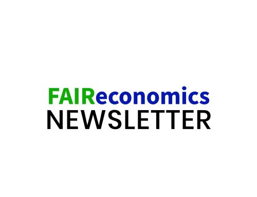 FAIReconomicsNewsletter KW 38: Altmaier Vorstoß, Zukunft der Landwirtschaft, Giftiger Pestizid Export, Bahnausbau, Neues aus dem Bundestag