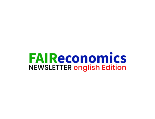FAIReconomics Newsletter Week 38