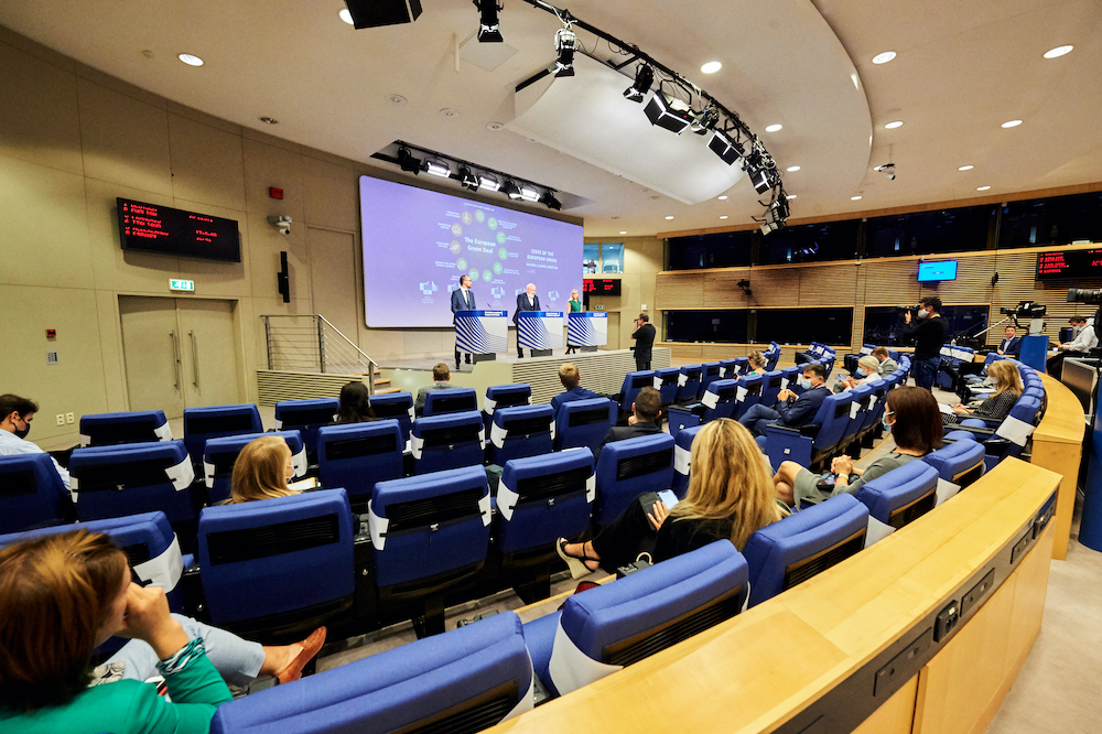 FAIReconomics-Pressekonferenz-Klimazioele EU