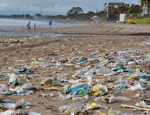Indonesien versinkt im Plastikmüll