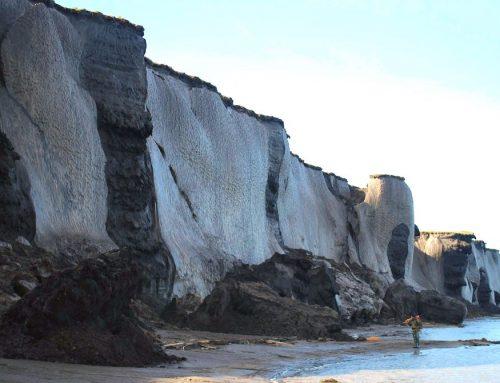 Warum durch das Auftauen des sibirischen Permafrostbodens der Klimawandel beschleunigt wird
