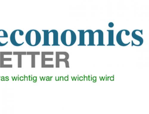 FAIReconomicsNewsletter KW 49: CDU kritisiert Bundesumweltministerium wegen Zögerlichkeit, Zoff um Insektenschutz, Stromnetze überlastet, Deutsche essen besser, Neues aus dem Bundestag