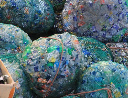 Der Verbrauch von Kunststoff-Verpackungen ist weiter gestiegen.