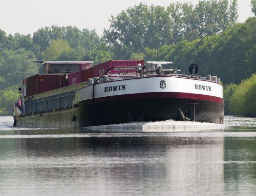 EU-Verkehrskommissarin Adina Vălean fordert für Binnenschifffahrt mehr Investitionen in Nachhaltigkeit und Digitalisierung