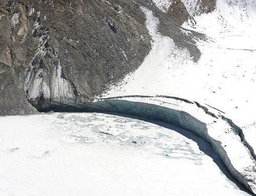 Folgen des Gletscherschwunds  – Folgenschwerer Gletschersee-Ausbruch im Himalaya-Gebirge