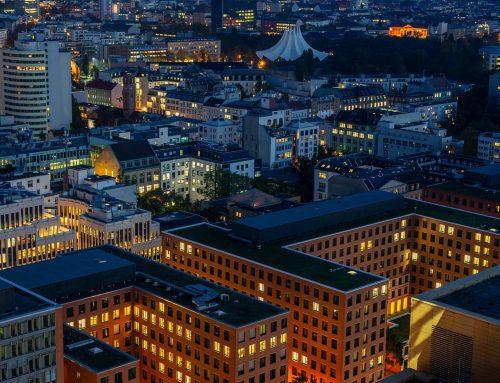 Wie vernetzte Gebäude zu einer Energiequelle werden können
