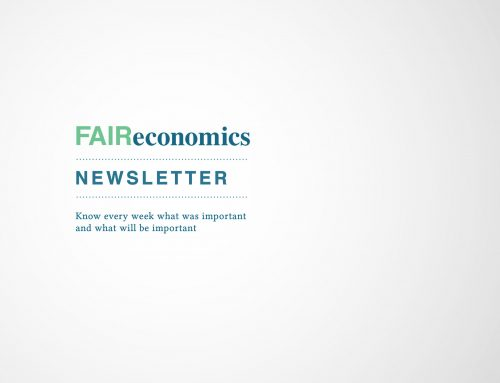 FAIReconomics Newsletter Week 07/21