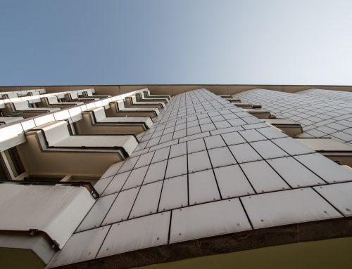 Strom von der Hauswand – Gebäudefassaden bieten großes Potenzial für die Gewinnung von Solarenergie