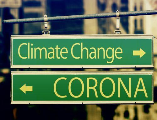 Die Kosten des Klimawandels und wie uns die Covid-Krise lehrt, CO2 zu reduzieren