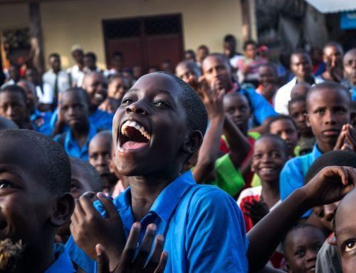 Dr. Matthias Afting, COGNOS International: Bildung ist ein Schlüssel zur Überwindung der Armut in Afrika