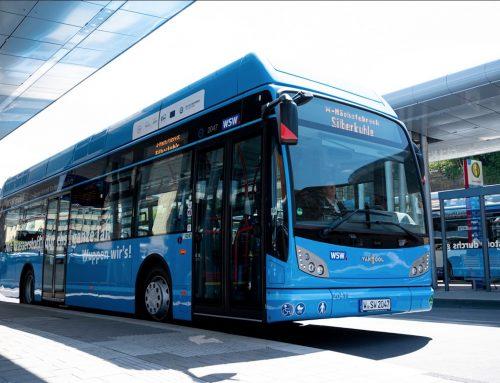 Wasserstoffbusse: Im Betrieb nicht teurer als Dieselbusse