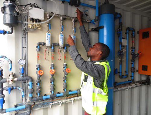 SafeWaterAfrica: Nachhaltig und profitabel