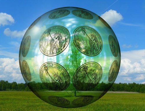 Grüne Finanzbranche im Aufwind – Expertenwissen gesucht