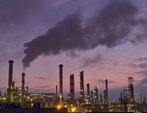 Geringere Wettbewerbsfähigkeit bei Nachzüglern im Klimaschutz