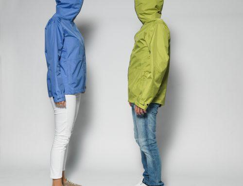 Wie aus einer Jacke eine Jacke wird…