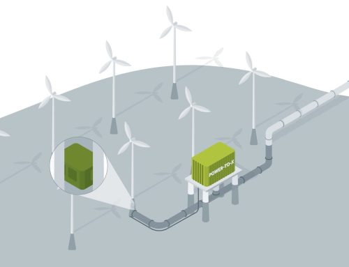 Wie Wasserstoff sicher gespeichert werden kann: Fraunhofer IWM evaluiert Materialien für Röhrenspeicher